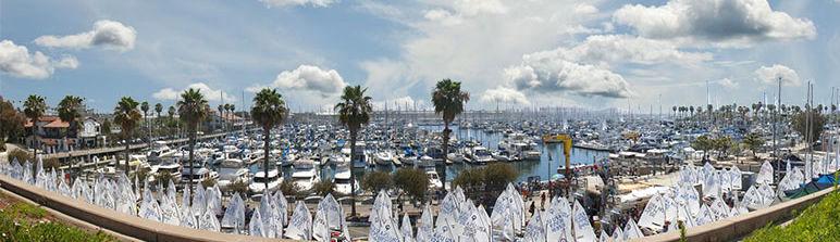 San Pedro Yacht Club Gig